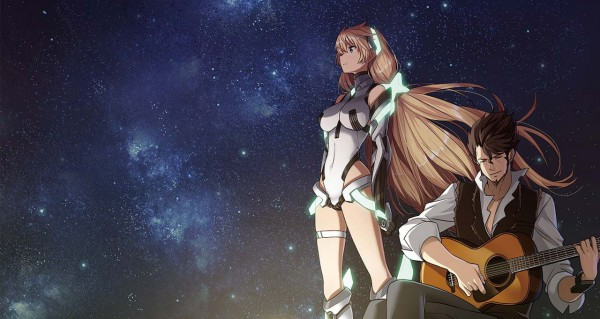 "Trailer Terbaru Anime ""Expelled From Paradise"" Ditayangkan"