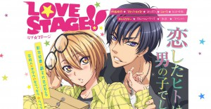 "Lihat Video Promo Perdana Adaptasi Anime dari Manga Boys Love ""Love Stage!!"""