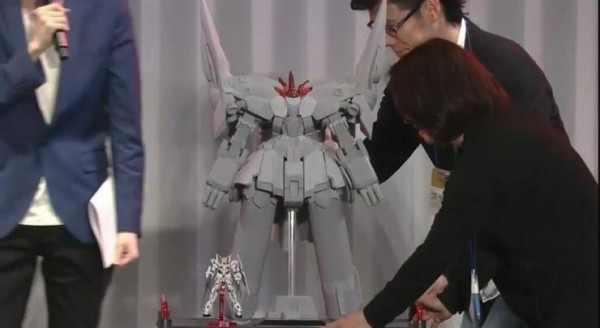 HGUC 1/144 Neo Zeong Ditampilkan di Mobile Suit Gundam UC Exhibition Road to Episode 7