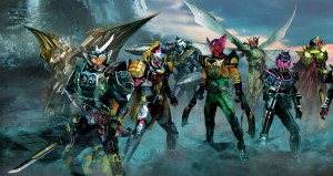 Trailer Kedua Kamen Rider Battride Wars II Tunjukkan Form-Form Movie