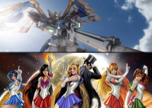 Megan Fox Ingin Melihat Live Action Gundam Wing Dan Sailor Moon
