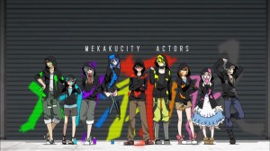 [First Impression] Mekaku City Actors