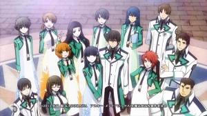 [First Impression] Mahouka Koukou no Rettousei