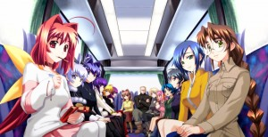 Trailer dan Opening Muv-Luv: photonflowers Ditampilkan