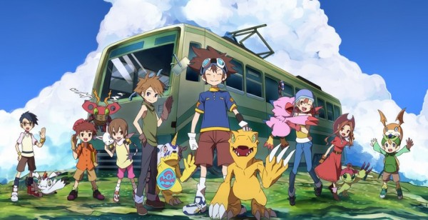 [Flashback Friday] Digimon Adventure