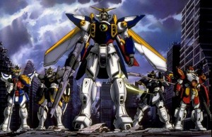 [Flashback Friday] Shin Kidou Senki Gundam Wing