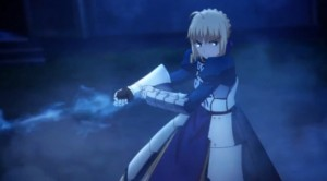 Video Fate/Stay Night Spesial Tunjukkan Saber vs Lancer Versi Ufotable