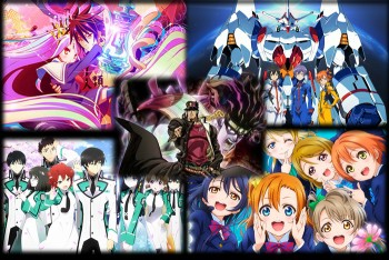 [JOI Weekend] Anime Spring Season 2014 Favorit Kalian Sejauh Ini