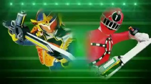 Trailer Summer Movie Kamen Rider Gaim dan ToQger Ditampilkan