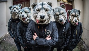 [Monday Music] MAN WITH A MISSION