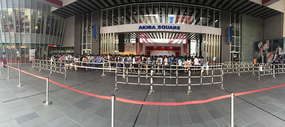 [Event Review] Love Live! Special Card Present Event @ UDX Akihabara