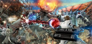 [First Impression] Freedom Wars Beta Test