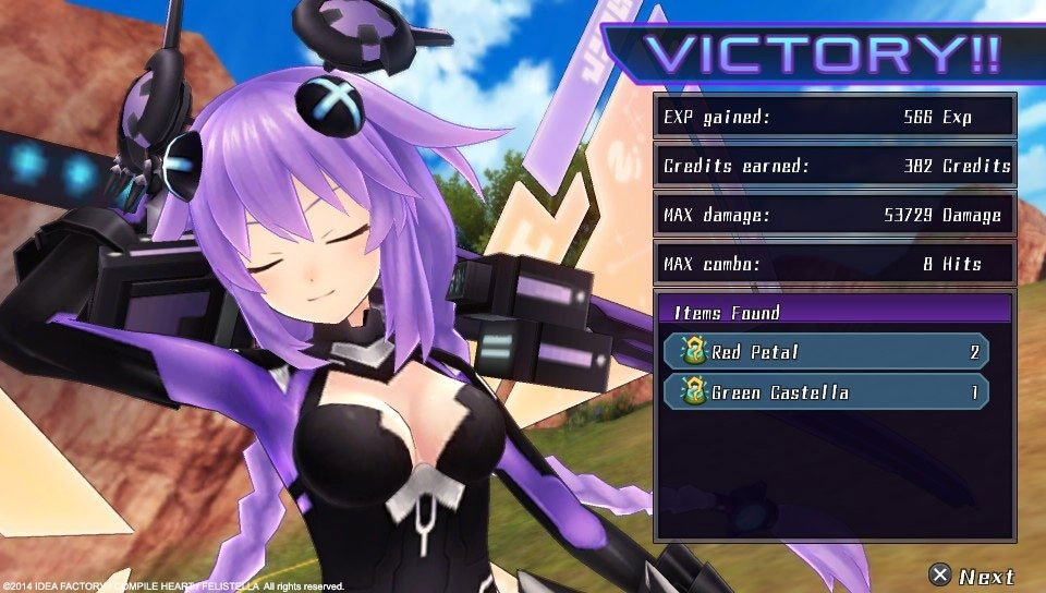 Idea Factory Internasional Tertarik Membawa Neptunia Re;Birth1 ke PC
