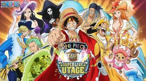 """One Piece Super Live UTAGE"" Konser Spesial Ulang Tahun Ke-15 Anime ""One Piece"""