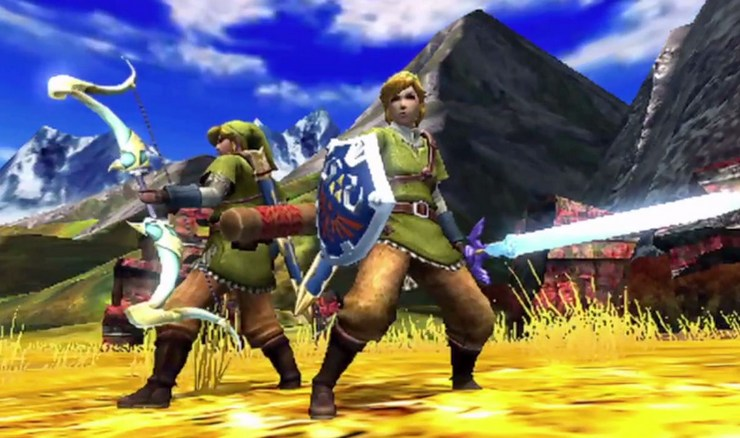 Monster Hunter 4 Ultimate Mengadakan Kolaborasi Dengan Legend of Zelda