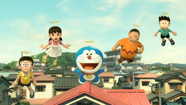 [Review] Stand By Me : Doraemon