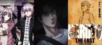 """K: Missing King"", ""Initial D Legend 1"" dan ""The Last – Naruto the Movie""  Juga Akan Tayang di Indonesia"