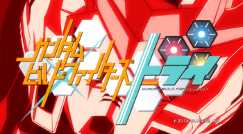 Video Promosi Gundam Build Fighters Try Dengan Subtitle Bahasa Inggris Ditayangkan