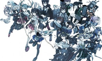 Anime Kantai Collection Akan Ditayangkan Mulai Bulan Januari 2015