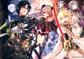 "Adaptasi Anime ""Seraph of The End"" Diproduksi Oleh WIT Studio"