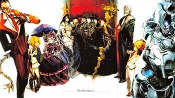 "Light Novel Bertema MMORPG ""Over Lord"" Dapatkan Adaptasi Anime"