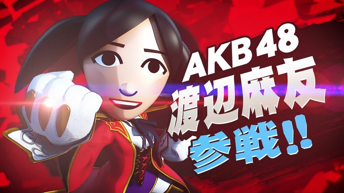AKB48 Tampil di Promo Super Smash Bros 3DS