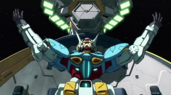 [3 Eps Rule] Gundam Reconquista in G