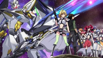 [Midseason Review] Cross Ange
