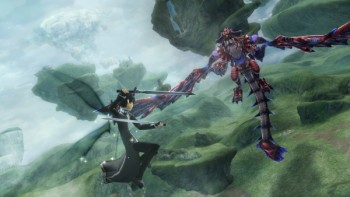"Tampak Terbaru ""Sword Art Online: Lost Song"" Dalam Screenshot PS3"