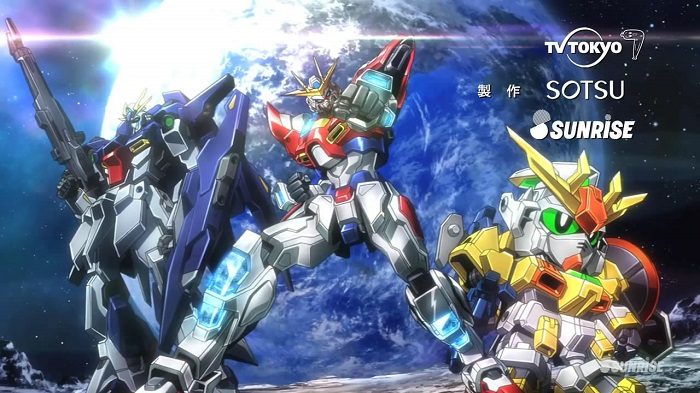[Midseason Review] Gundam Build Fighters Try