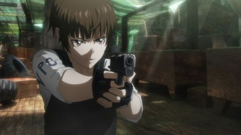 "Anime Layar Lebar ""Psycho Pass"" Tayangkan Trailer dan Key Visual"