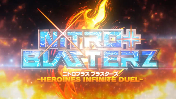 "Game Fighting Heroine Nitroplus, ""Nitroplus Blaster"" Tayangkan Trailer Baru"