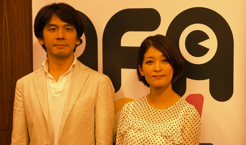 [AFA SG2014 Interview] Fate/Stay Night -Unlimited Blade Works-