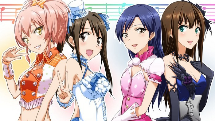 The IDOLM@STER Cinderella Girls Akan Ditayangkan via Streaming Secara Gratis