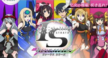 Adu Infinite Stratos di Game PC yang Rilis per 31 Desember