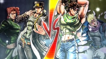 Trailer Pertama Dari Game JoJo's Bizarre Adventure: Eyes of Heaven Ditampilkan