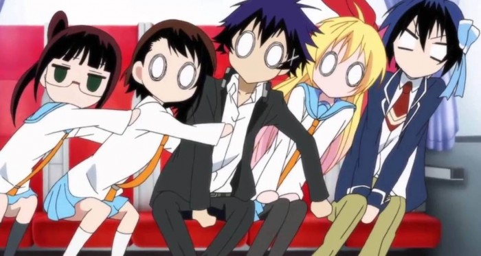 "Season 2 Anime ""Nisekoi"" Tayang April 2015"