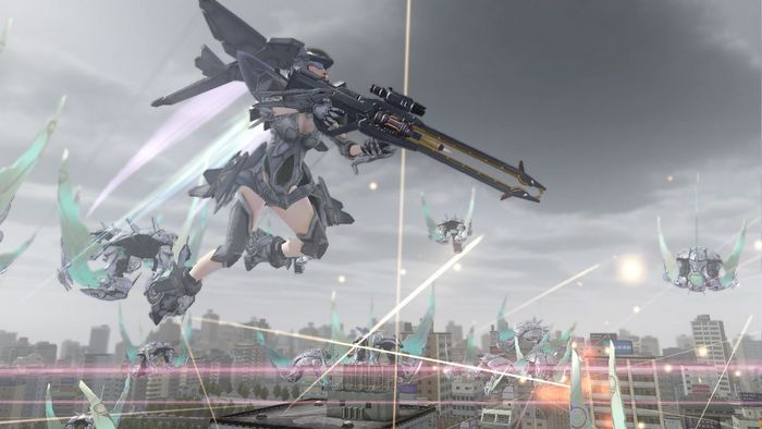 "Bantai Serangga Raksasa Dalam Game ""Earth Defense Force 4.1"" Untuk PlayStation 4"