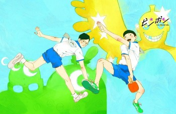 """Ping Pong! The Animation"" Menjadi Anime of The Year di Tokyo Anime Award Festival"