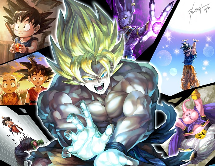 "Seri TV Anime Dragon Ball Baru Telah Dikonfirmasi, ""Dragon Ball Super"""