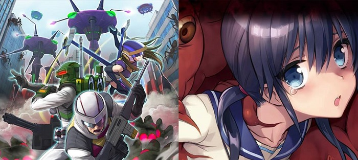 XSEED Membawakan Corpse Party Blood Drive dan Earth Defense Force 2 ke Bahasa Inggris