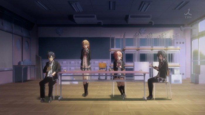 [Review] Oregairu Zoku