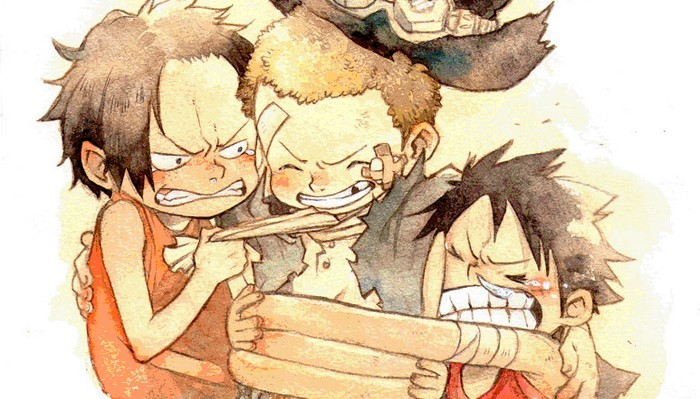 Episode TV Spesial 'One Piece: Episode of Sabo' Akan Ditayangkan di Musim Panas