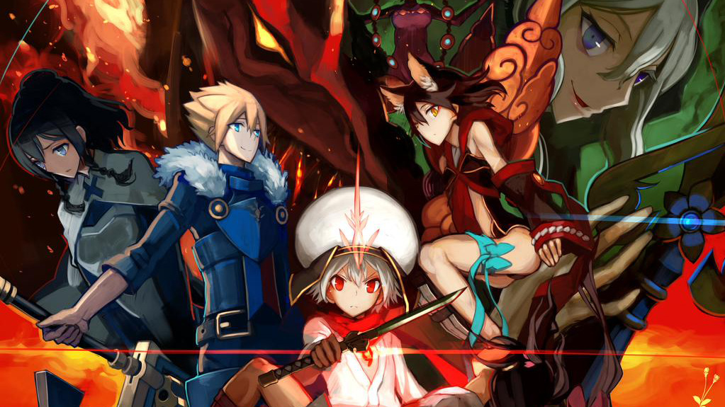 [3 Eps Rule] Chaos Dragon: Red Dragon Campaign