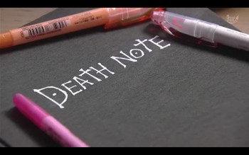 [First Impression] Death Note (2015)