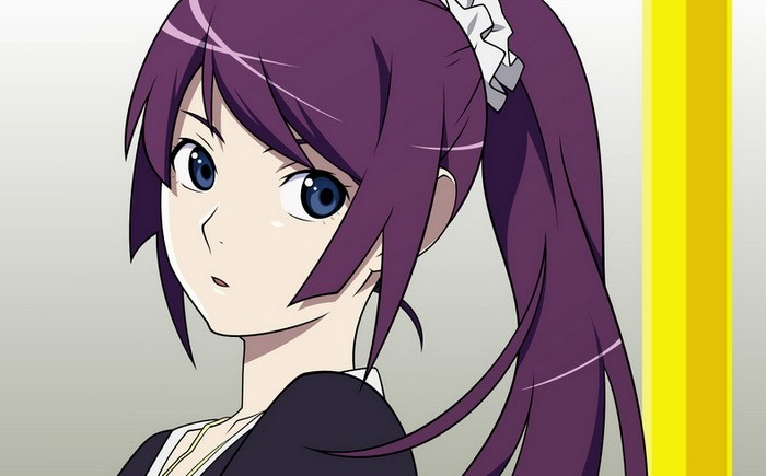 [Waifu Wednesday] Senjougahara Hitagi