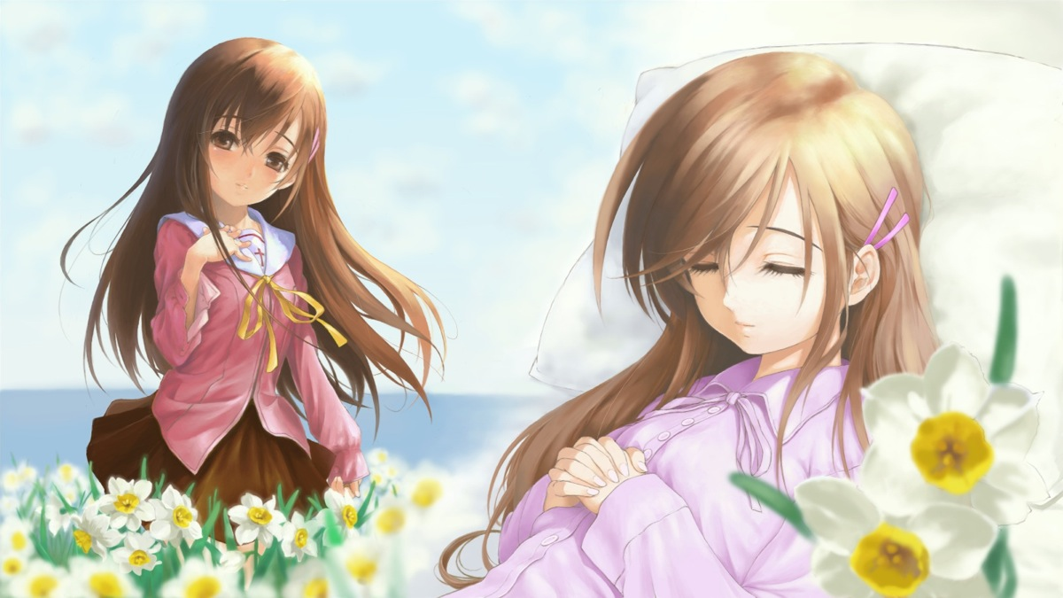 Visual Novel 'Narcissu' Umumkan Remake Seri Lengkap