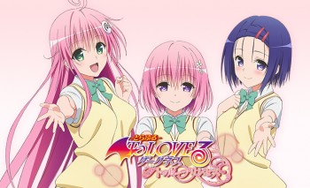 Furyu Tunjukan Teaser Pertama Game 'To Love-Ru -Trouble- Darkness: True Princess'