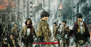 [Review] 'Shingeki no Kyojin' Live Action