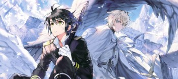 Waktu Rilis Game PS Vita 'Owari no Seraph' Dikonfirmasikan